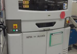 MPM Accela Screen Printer (2005)