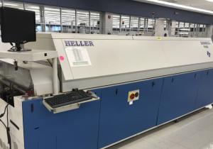 Heller 1809 EXL Reflow Oven (2003)