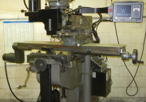 Prototrak CNC 3 Axis MX3 Control on a Millport Mill w/ Bridgeport head