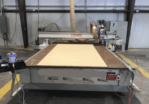 Used Multicam Pro Series 6′ X 12′ Cnc Router