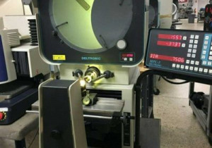 """Used Optical Comparator 