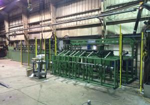 Formit 6 Pass Rollformer machine