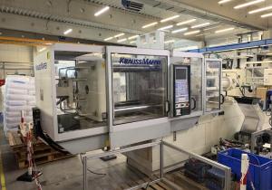Krauss Maffei 150 C Injection moulding machine