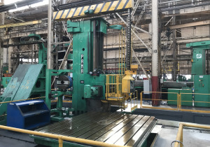 Pama Speedram CNC floor borer