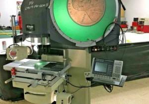 """Used Optical Comparator24"""" Nikon Model V24B Optical Comparator"""