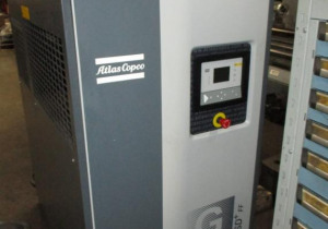 25 Hp, Atlas Copco, 2015, Rotary Screw Compressor