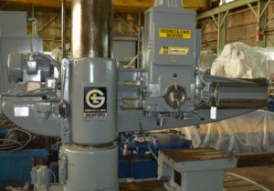 "6'19"" Giddings & Lewis/Bickford ""Chipmaster"" Radial Drill"