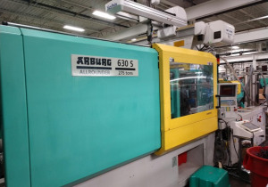 Arburg 630S2500-1300 Injection moulding machine
