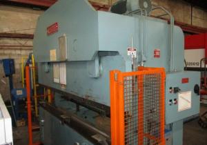 95 Ton X 8' Allsteel, Hydraulic Press Brake