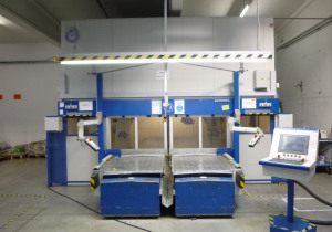 HUBER & GRIMME 5-Axis Portal Machining Center