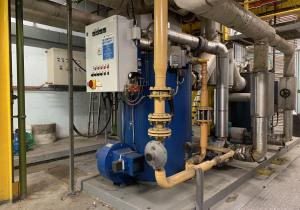 BABCOCK WANSON TPC 600B Thermal Fluid Heater