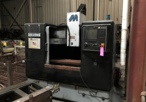 Used Milltronics Vmg17-B Cnc Vertical Machining Center