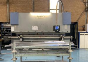 Safan Pressbrake CNCL- K 4300 x 150 T - Z1- Z2 - R As