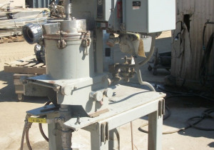 Mill, Attritor, Mdl Q1, S/St, Jkt, 2 Hp, Union Process
