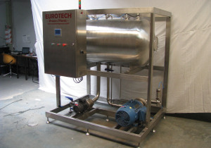 Eurotech Proces Plants EUROSAT 5000A/V Wine, beer or alcohol making machine