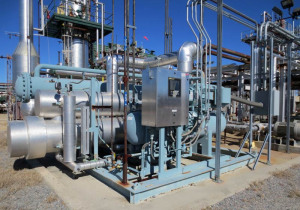 Industrial Refrigeration Systems Frick 140 ton