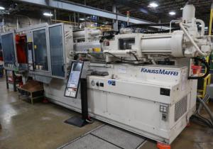 Krauss Maffei 300-1900C2 Injection moulding machine