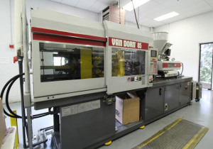 Van Dorn Demag - 85Ht5 Injection moulding machine