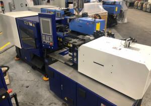 Haitian Ma Ii 1200/410 C Injection moulding machine