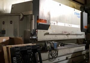 Lvd/Strippit PPEB 150/14, 8 AXES Press brake cnc/nc