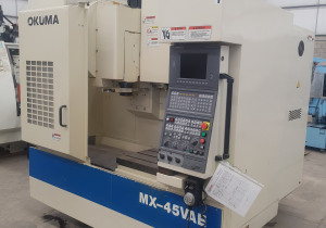 Okuma MX-45 Machining center - vertical