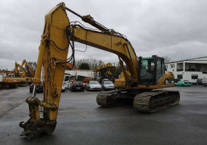 Crawlers Excavators Caterpillar 325D Used