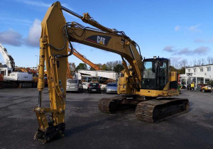 Crawlers Excavators Caterpillar 321C Lcr Used