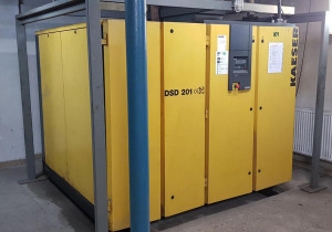 Screw compressor KAESER DSD 201