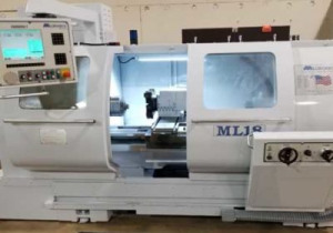 Used Lathe | 2004 Milltronics Ml18 | Advanced Machinery Companies