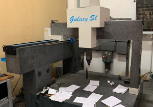 3D Measuring Device Wenzel Poli Galaxy Sl 4