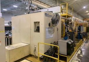Toshiba Milltap 700 Injection moulding machine