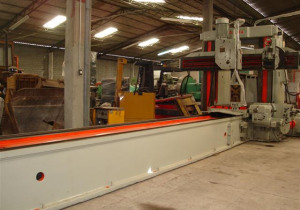 table milling machine POREBA