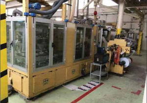 ICA HF 100 Sugar Packaging Line