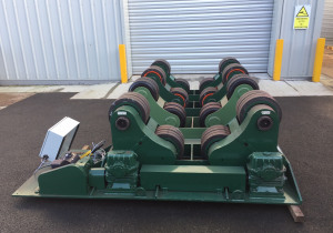 Bode 30 Ton Self Aligning Rotators  SAR600