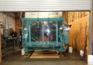 Graham C900 (9) Station Wheel Blow Molding Machine