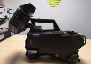 Sony 1500R camera channel system