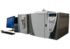 Thermo Electron TRACE GC ULTRA / TRACE DSQ MS