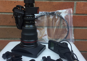 Angenieux T26x7.8 BESMD HD Lens