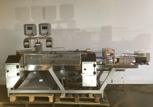 Ward Bekker ACW25 metal detector checkweigher