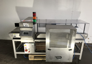 Cintex Sentry metal detector