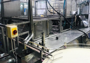 Cup filler machine for Flavored Drink & Yoghurt filling S9000