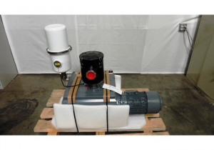 Edwards Ev160 Oil Sealed Rotary Vane Vacuum Pump