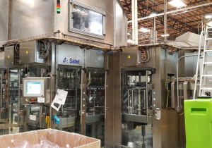 Sidel Carbonated Soft Drink (CSD) Production and Filling Line