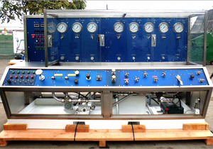 """87RM233 Stationary """"UNIVERSAL"""" Wide Body Aircraft Components Test Stand"""