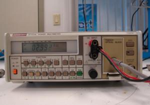 Advantest TQ8215 Optical Power Meter
