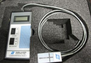 Walker FGM-3D2 Fluxgate Magnetometer