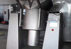 Tumbler with cooling Rühle MKR 600
