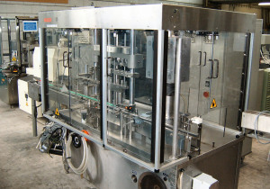 Bosch VSR F01 Vial Filling Machine