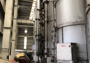 RAD-CON Batch Annealing Furnace 100% H2 Technology 4 Bases