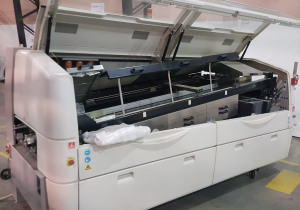 Vitronics Soltec Delta 5 Lead Free Wave Soldering Machine (2012)